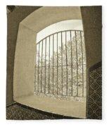 Sedona Series - Through The Window Fleece Blanket