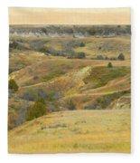 September Ridgeline Reverie Fleece Blanket
