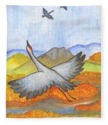 Shadoof Fleece Blanket