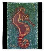 Shehorse Fleece Blanket