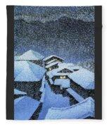 Shiobara Hataori - Digital Remastered Edition Fleece Blanket