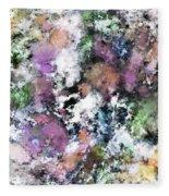 Silent Surface Fleece Blanket