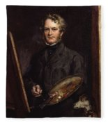 Sir Edwin Henry Landseer  Fleece Blanket