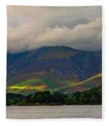Skiddaw Panorama Fleece Blanket