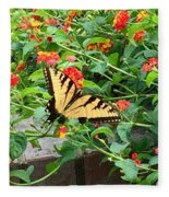 Snacking Fleece Blanket