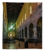 Song Fleece Blanket