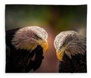 Soul Mates Fleece Blanket