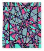 Spaces We Inhabit #010 Fleece Blanket