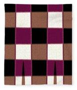 Stand Tall G Fleece Blanket