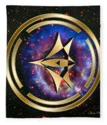 Starship Meridian Fleece Blanket
