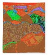 Steamboat Rock 12 Fleece Blanket