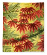 Still Blushing Fleece Blanket