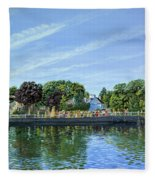 Straw Jack Carshalton Fleece Blanket