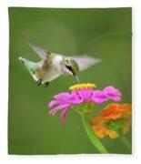 Summer Breeze Fleece Blanket