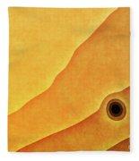 Sun Spot Fleece Blanket