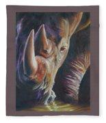 Sundowner Fleece Blanket