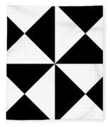 T S 18 Fleece Blanket