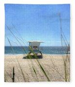 Tamarack Beach Fleece Blanket