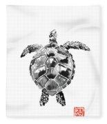 Tartoise Fleece Blanket