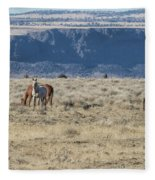 Territorial Fleece Blanket