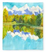 Teton Impressions Fleece Blanket
