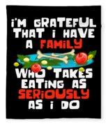 b22757fab9 Thanksgiving Shirt Funny Family Dinner Turkey Devotion Quote Fleece Blanket