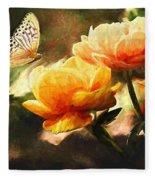 The Butterfly Fleece Blanket