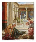 The Carpet Sellers Fleece Blanket