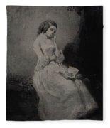 The Commentary 1843 Fleece Blanket