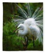 The Display Fleece Blanket