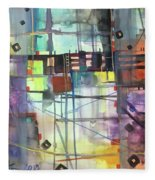 The Gate Fleece Blanket