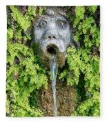 The Hundred Fountains Fleece Blanket