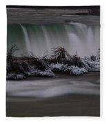 The Silky Horseshoe Falls Fleece Blanket