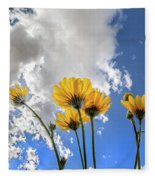 Things Are Looking Up - Wide Format Fleece Blanket