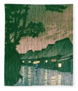 Tokaido Maekawa - Top Quality Image Edition Fleece Blanket