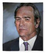 Tommy Lee Jones Fleece Blanket