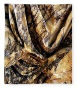 Trajan's Marble Fleece Blanket