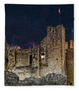 Trim Castle Fleece Blanket