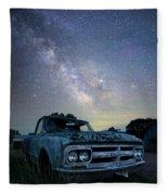 Truck Yeah Fleece Blanket