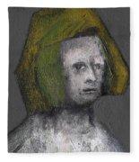 Tudor Portrait Fleece Blanket