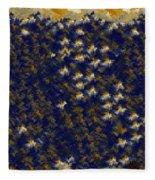 ucla Inspired Fleece Blanket