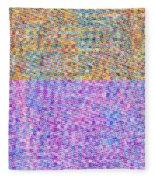 Unhinged Pompadour Ecto Fleece Blanket