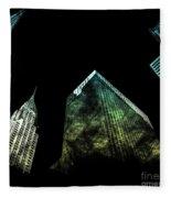 Urban Grunge Collection Set - 02 Fleece Blanket