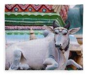 Vedagiriswarar Temple Fleece Blanket