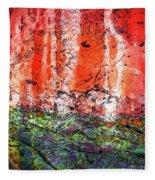 Vulcanic Experience Fleece Blanket