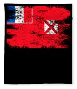 Wallis Futuna Shirt Gift Country Flag Patriotic Travel Oceania Light Fleece Blanket