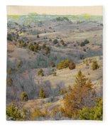 West Dakota Hills Reverie Fleece Blanket