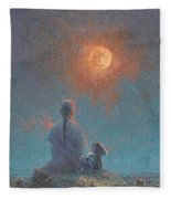 Western Daughter Fleece Blanket