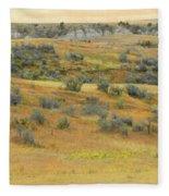 Western Edge September Reverie Fleece Blanket