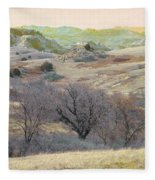 Western Edge Treasure Fleece Blanket
